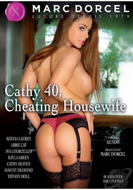 Cathy 40 Cheating Housewife XXX 2014-[ฝรั่ง-INTER-EROTIC]-[20+]