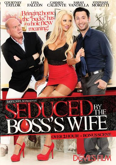 Seduced By The Boss's Wife XXX 2014-[ฝรั่ง-INTER-EROTIC]-[20+]