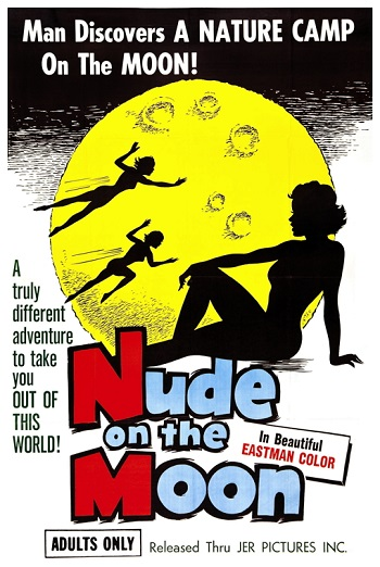 Nude on the Moon (1961) -[ฝรั่ง-INTER-EROTIC]-[20+]