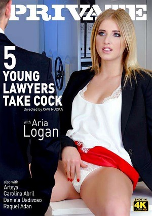 5 Young Lawyers Take Cock 2016