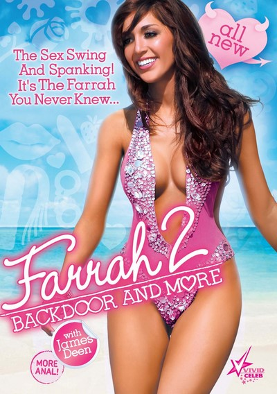 Farrah 2 Backdoor and More (2014) ดูหนังโป๊ฝรั่ง-Inter Adult Movie XXX [20+]